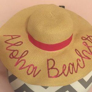 " ""Aloha Beaches"" hat "